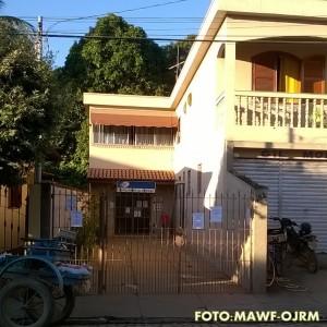 Foto da antiga APS-Recreio,MG. Hoje a Agência da Previdência Social é em Leopoldina,MG